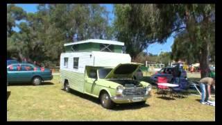 Austin 1800 Campervan.