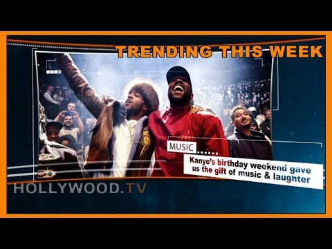 TRENDING THIS WEEK ON - Hollywood TV
