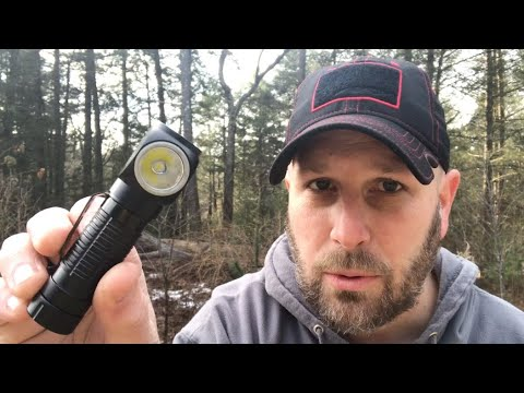 Thrunite TH10 V2: Headlamp & EDC Flood Flashlight - Up To 2100 Lumens...and it's FLOODY