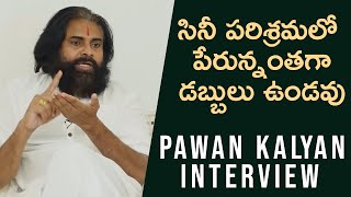 Pawan Kalyan Sensational Comments On Telugu Film Industry | Pawan Kalyan Latest Interview - TFPC