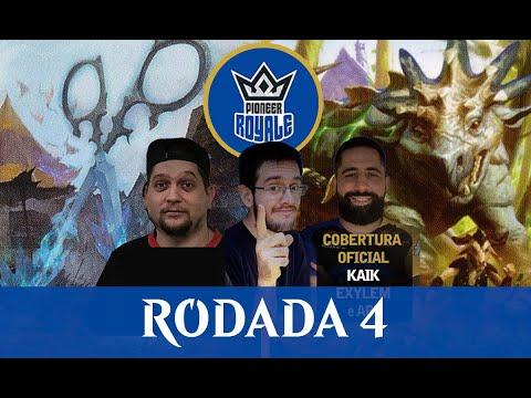 Izzet Ensoul VS Selesnya Auras - Pioneer Royale - Rodada 4