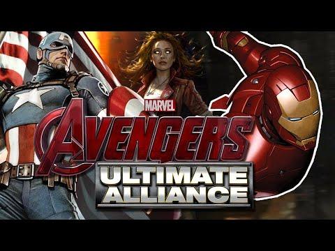Avengers: Ultimate Alliance Is Square Enix's Secret MCU Project