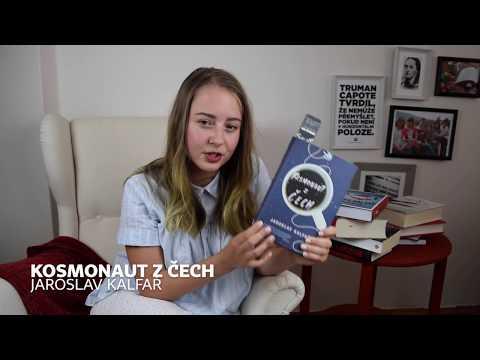 Letní čtení: Kosmonaut z Čech (Jaroslav Kalfař)