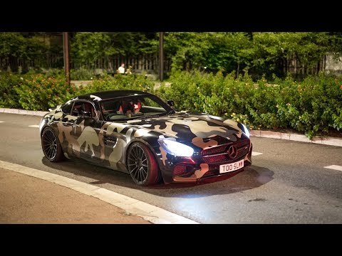 "Koenigsegg Agera RS ""ML"" Drives Through Swiss Alps"