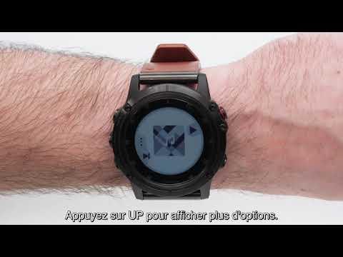Garmin Support : configuration de Deezer® sur une montre Garmin