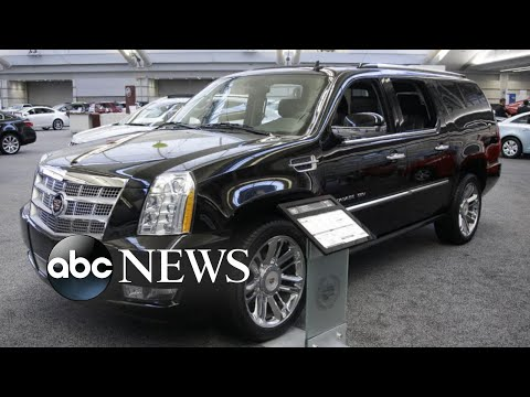 General Motors issues major recall on pickup trucks and SUVs