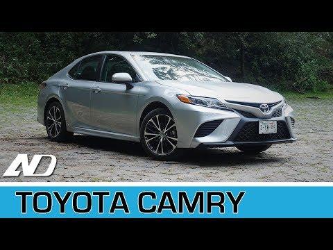 """Toyota Camry - ¿Sigue siendo el auto de papá"""" - Primer vistazo"""