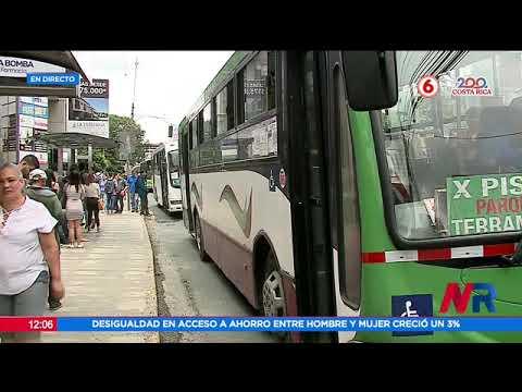 MOPT renueva en secreto concesiones de 224 rutas de autobuses