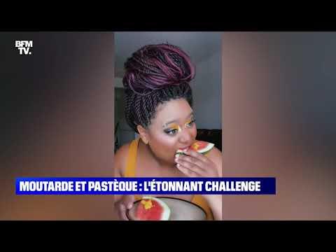 Moutarde et pastèque : l'étonnant challenge