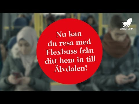 Flexbuss Älvdalen