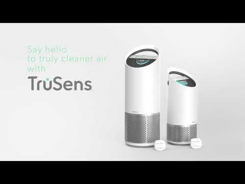 Leitz TruSens Z-2000 & Z-3000 Air Purifiers - Product video (EN)