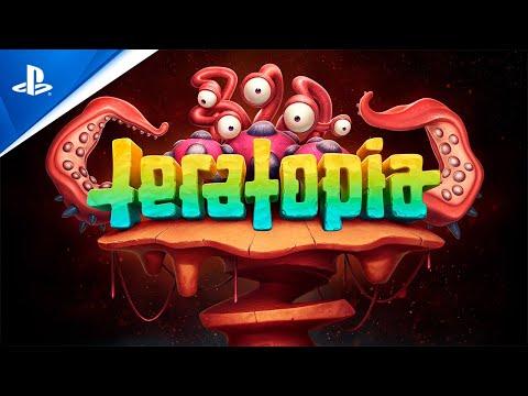 Teratopia - Launch Trailer   PS4