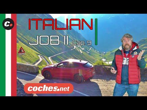 El Passo Dello Stelvio... con un Alfa Romeo Stelvio QV | Italian Job II Cap. 9 | coches.net