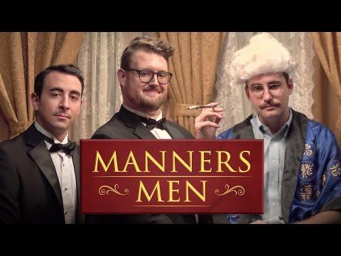 John Reynolds   Manners Men   Ep. 1