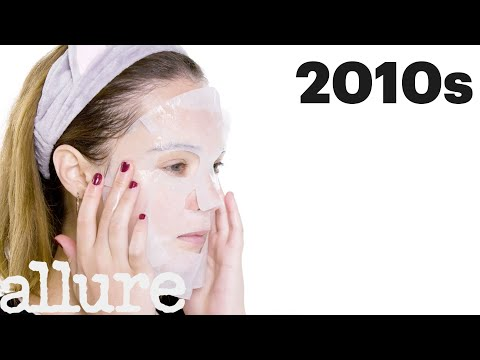 100 Years of Skincare | Allure