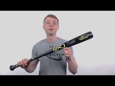 Review: Rawlings VELO Composite Wood Youth Baseball Bat (Y151CV)