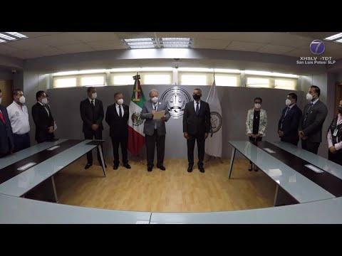 Comandante Lobo deja la titularidad de la Policía de Investigación.