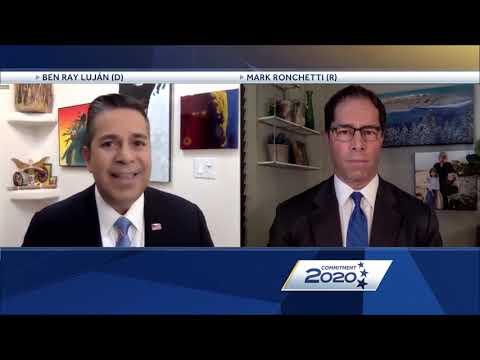 New Mexico's U.S. Sentate candidates debate