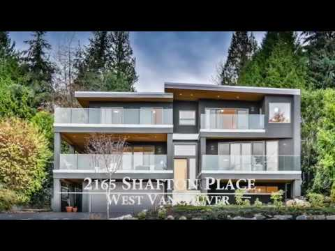 2165 Shafton Place - West Vancouver
