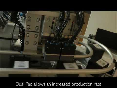 MECTEC - High speed labelling with Dual Pad.wmv