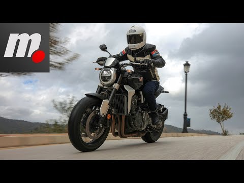 HONDA CB1000R 2018 | Presentación / Primera Prueba / Test / Review en español | motos.net