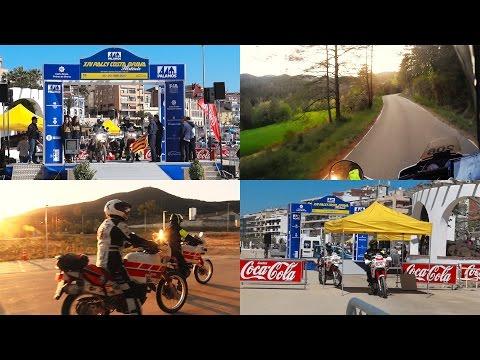 Motosx1000 : Rally Costa Brava Histórico 2017 .- Primera Parte -.