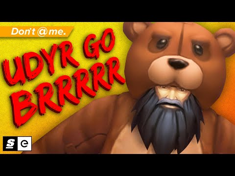 Why The F@ k Is Everyone Playing Udyr?
