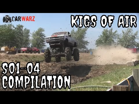 KINGS OF AIR - MUDDING  5 YEAR COMPILATION - VOL 04