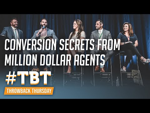 Lead Conversion Secrets from Million Dollar Real Estate Agents photo