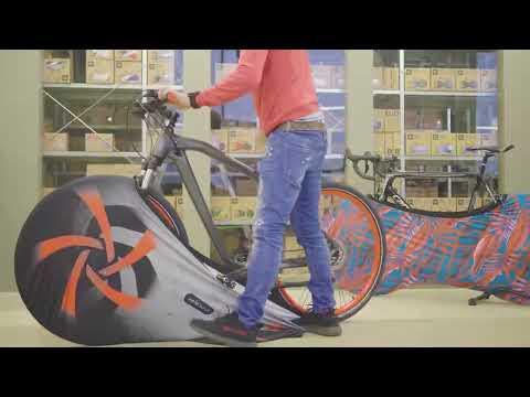 Cykelskydd Velosock – SmartaSaker.se