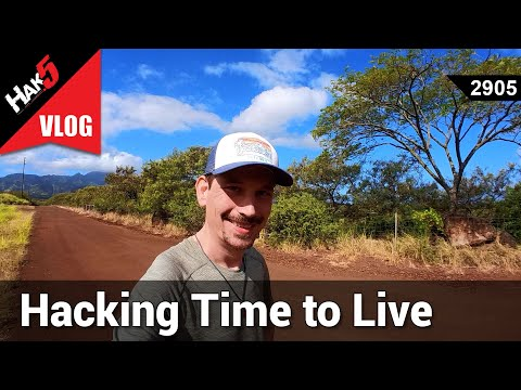 Hacking Time to Live - the many roads of Hack Across America 2021