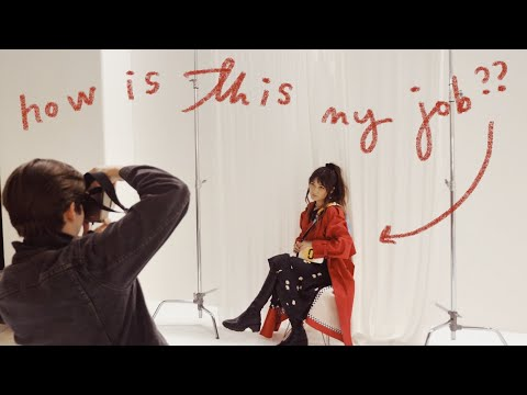 Video: a work day in my life at NYFW + my career advice