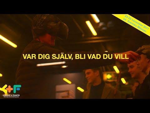 Kunskap & Framtid - Bli redo på Västsveriges största utbildningsmässa