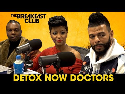 connectYoutube - Gessie Thompson And Her Team Talk 14-Day Detox, Female Erectile Disfunction + More