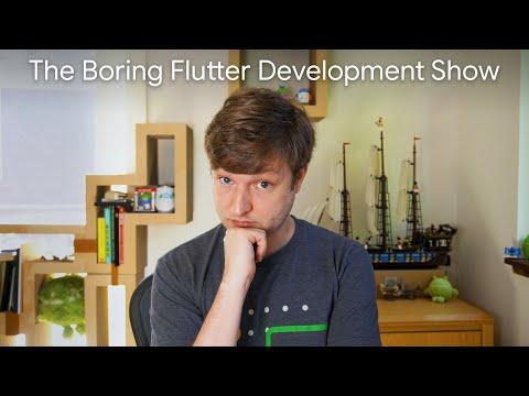 Finishing Favorites (The Boring Flutter Development Show, Ep. 43)
