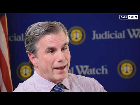 "ICYMI: ""It's a Coup!"" Tom Fitton Calls out The Deep State on Trump Impeachment Inquiry!"