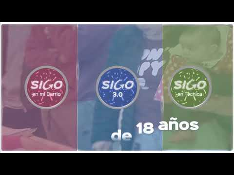 Inscribite en Sigo!
