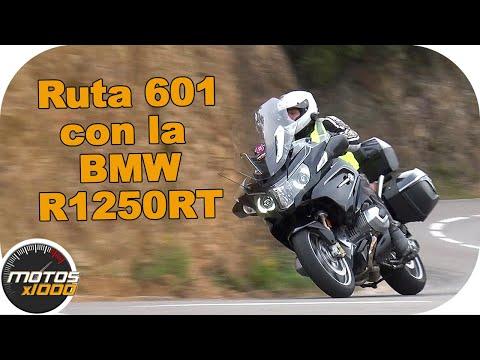 Ruta 601 con la BMW R1250RT | Motosx1000