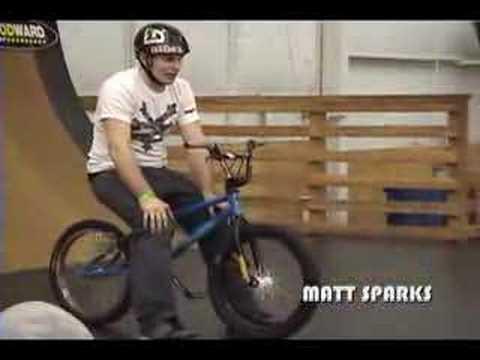 SNAFU BMX PRO MATT SPARKS