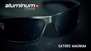 21a3b211351 Gatorz Magnum Sunglasses - YouTube