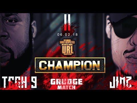 CHAMPION | TECH 9 VS JIMZ - SMACK/URL