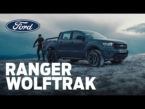 New Ford Ranger Wolftrak 4x4 Pick-Up Truck