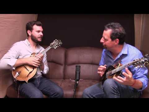 Mike Marshall Interviews Adrian Gross of the Slocan Ramblers - Part 1