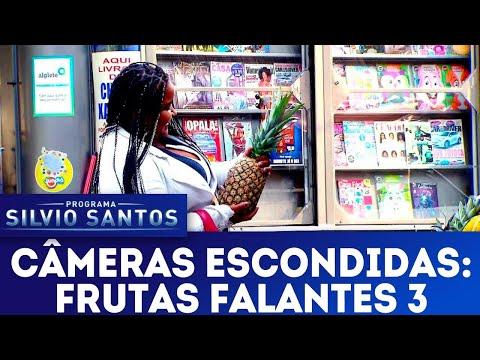 Frutas Falantes 3 - Talking Fruit 3 | Câmeras Escondidas (15/04/18)