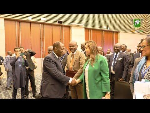 Forum de Haut Niveau sur l'Agenda 2063 de l'UA et dîner de haut niveau des leaders africains