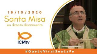 Santa Misa - Domingo 18 de Octubre 2020