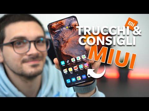 Trucchi e Consigli sulla MIUI di Xiaomi