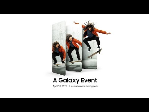 A Galaxy Event live stream