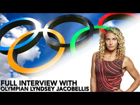 Olympian LYNDSEY JACOBELLIS | Full Interview