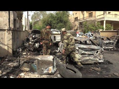 أربعة قتلى على الأقل في هجوم بسيارة مفخخة في بغداد